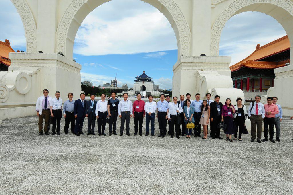台湾 台北の澄み渡った青空の元、アジアの牧会者リーダーたちがあつまりました